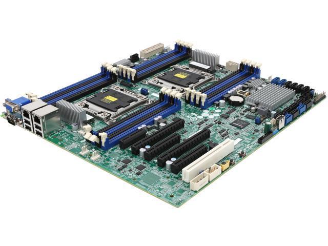 TYAN S7050GM2NR SSI CEB Server Motherboard Dual LGA 2011 Intel C602 DDR3/DDR3L 1866/1600/1333/1066 RDIMM, 1866/1600/1333/1066 UDIMM / LRDIMM /