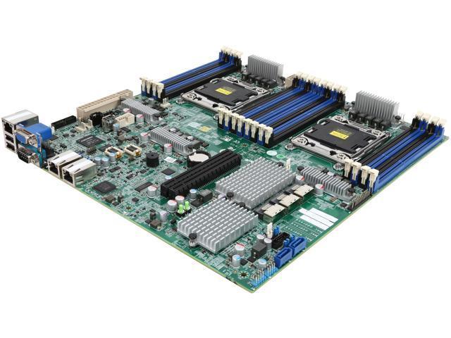 TYAN S7066WGM3NR SSI CEB Server Motherboard Dual LGA 2011 Intel C602 U/R/LRDIMM ECC 1866/1600/1333/1066