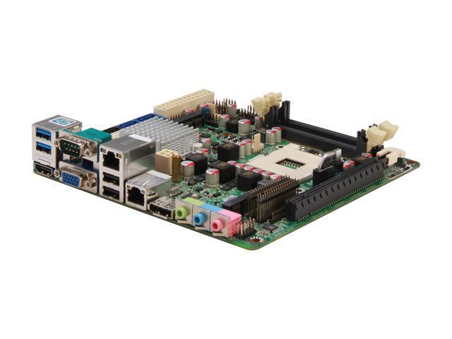 JetWay JNF9G-QM77 Socket G2 (rPGA 988B) Intel QM77 HDMI SATA 6Gb/s USB 3.0 Mini ITX Intel Motherboard