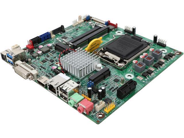 JetWay JNC9VL-H81 LGA 1150 Intel H81 HDMI SATA 6Gb/s USB 3.0 Thin Mini-ITX Industrial Intel Motherboard