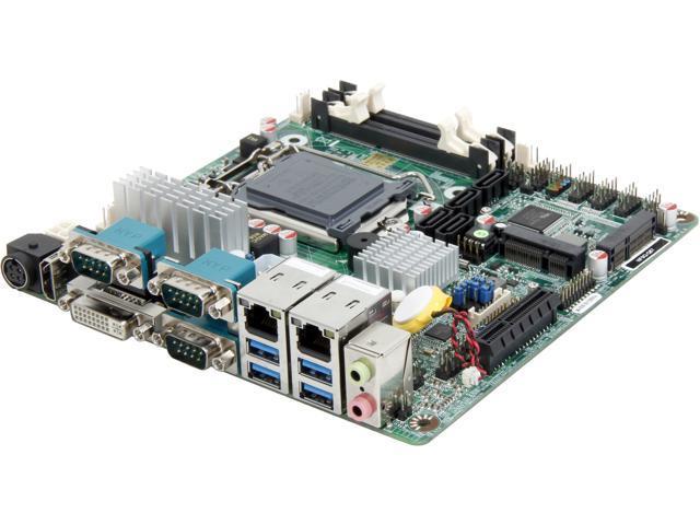 JetWay JNF9Q-Q87 LGA 1150 Intel Q87 HDMI SATA 6Gb/s USB 3.0 Mini ITX Intel Motherboard