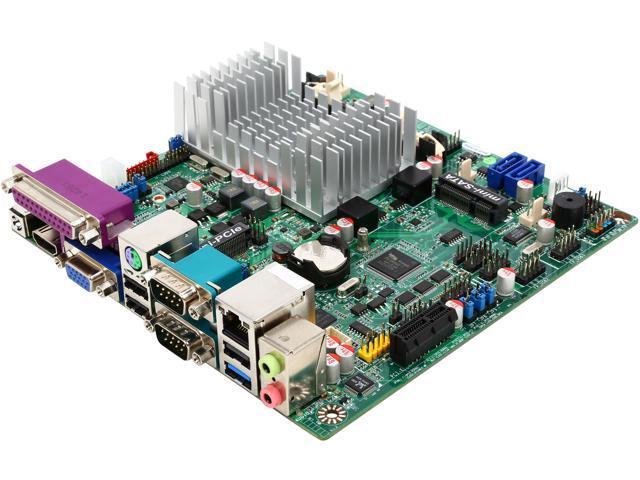 Jetway JNF9T-2930 Intel Celeron N2930 Mini ITX w/2 COMs HDMI VGA Parallel PS/2 Ports On board power Long life