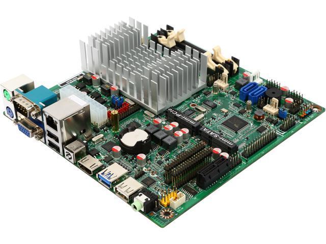 Jetway JNF9N-2930 Intel Celeron N2930 Mini ITX expandable 4 additional LAN port with Gen2 daughter card
