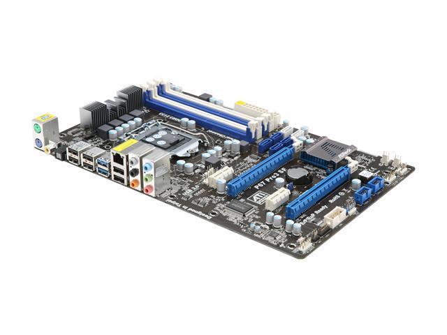 ASRock P67 PRO3 SE LGA 1155 Intel P67 SATA 6Gb/s USB 3.0 ATX Intel Motherboard