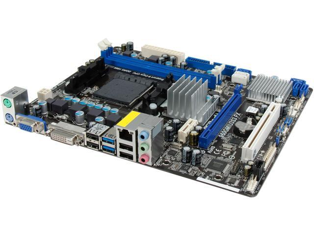 ASRock 960GM/U3S3 FX AM3+ AMD 760G + SB710 SATA 6Gb/s USB 3.0 Micro ATX AMD Motherboard