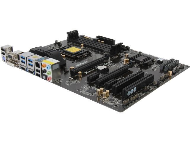 ASRock Z87 PRO4 LGA 1150 Intel Z87 HDMI SATA 6Gb/s USB 3.0 ATX Intel Motherboard