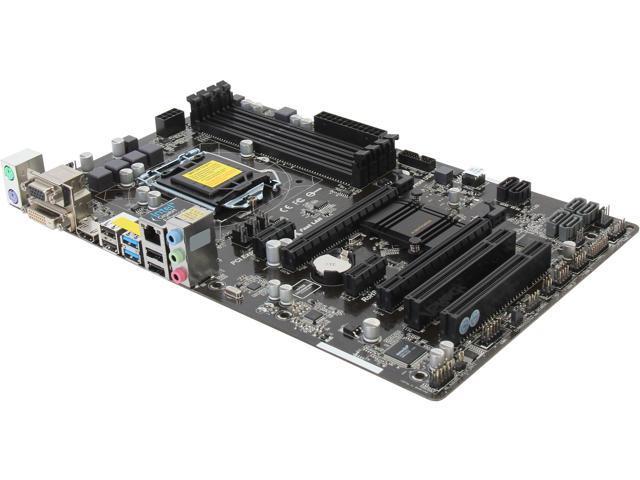 ASRock B85 Pro4 LGA 1150 Intel B85 HDMI SATA 6Gb/s USB 3.0 ATX Intel Motherboard