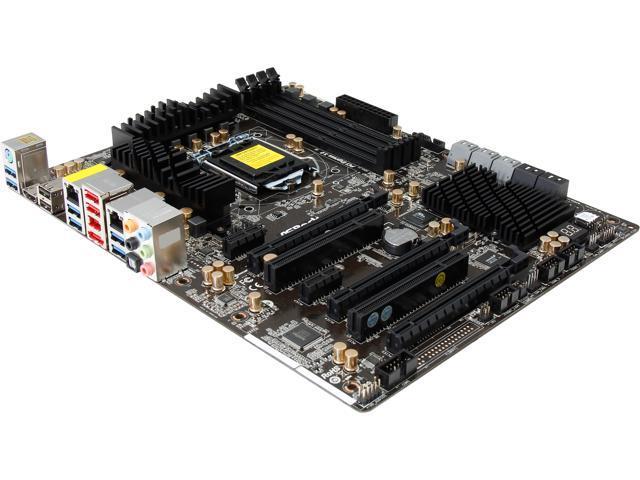 ASRock C216 WS ATX Server Motherboard LGA 1155 Intel C216 DDR3 1600/1333/1066