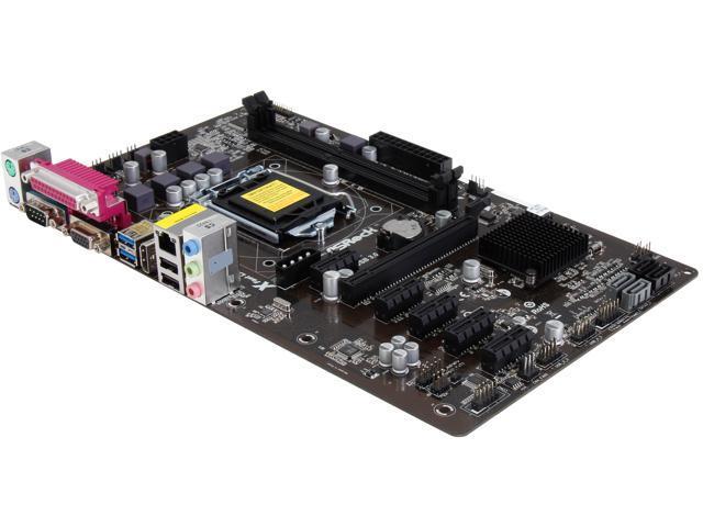 ASRock H81 Pro BTC LGA 1150 Intel H81 HDMI SATA 6Gb/s USB 3.0 ATX Intel Motherboard