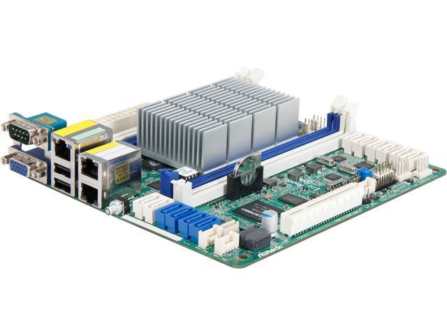 ASRock C2750D4I Mini ITX Server Motherboard FCBGA1283 DDR3 1600/1333