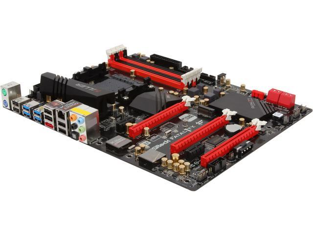 ASRock Fatal1ty 990FX Killer AM3+ AMD 990FX SATA 6Gb/s USB 3.0 ATX AMD Gaming Motherboard (Mail In Rebate $15.0 Expires 01/31/15) (Mail In Rebate ...