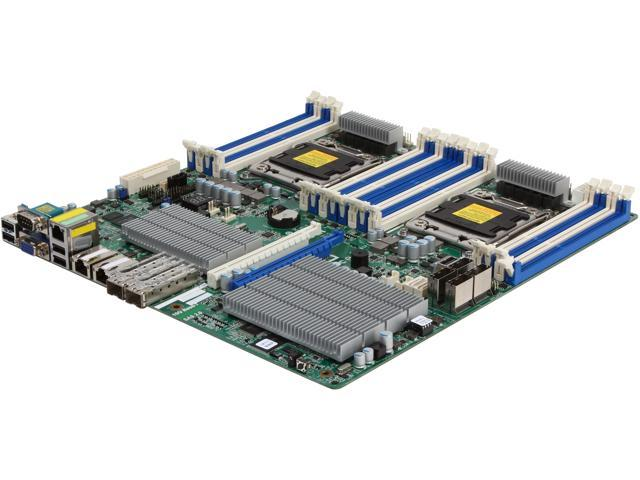 ASRock EP2C602-2L+2OS6/D16 SSI EEB Server Motherboard Dual LGA 2011 Intel C602 DDR3 1600/1333/1066