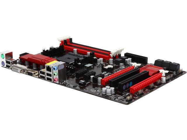 ASRock FM2A58+ BTC FM2+ / FM2 AMD A58 (Bolton D2) ATX AMD Motherboard