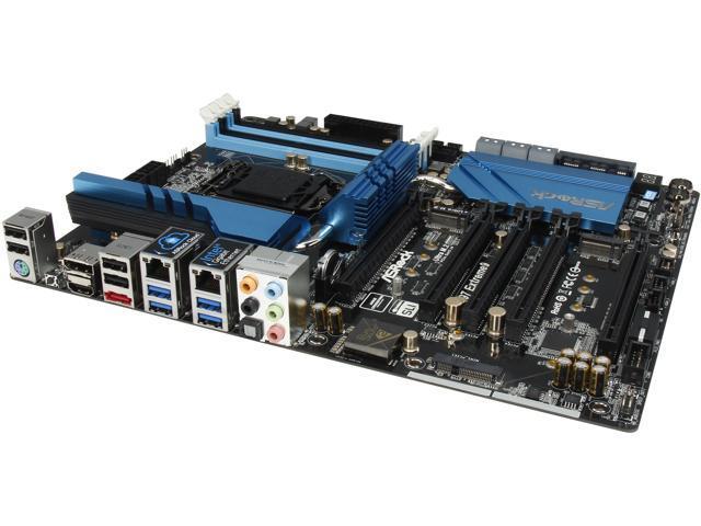 ASRock Z97 Extreme9 LGA 1150 Intel Z97 HDMI SATA 6Gb/s USB 3.0 ATX Intel Motherboard