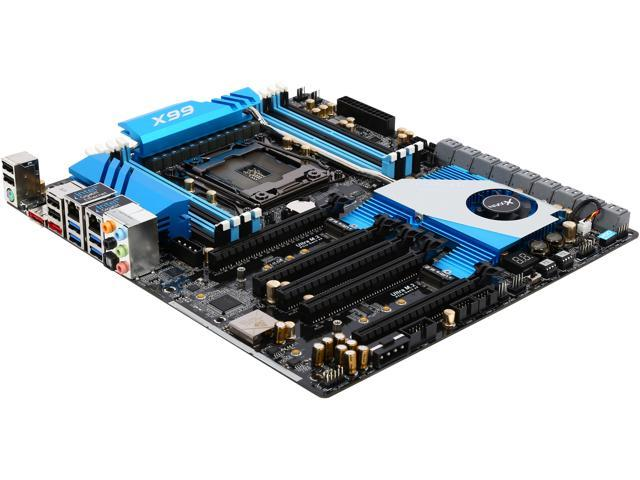 ASRock X99 Extreme11 LGA 2011-v3 Intel X99 SATA 6Gb/s USB 3.0 Extended ATX Intel Motherboard
