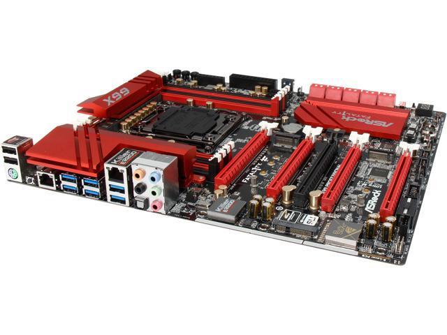 ASRock X99 Professional LGA 2011-v3 Intel X99 SATA 6Gb/s USB 3.0 Extended ATX Intel Motherboard (Mail In Rebate $40.0 Expires 12/31/14) (Mail In ...