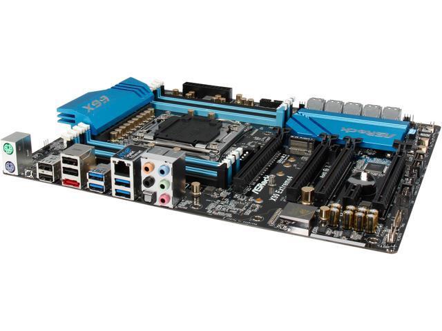 ASRock X99 Extreme4 LGA 2011-v3 Intel X99 SATA 6Gb/s USB 3.0 ATX Intel Motherboard