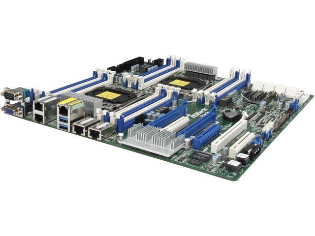 ASRock EP2C612D16-2L2T SSI EEB Server Motherboard Dual Socket LGA 2011 R3