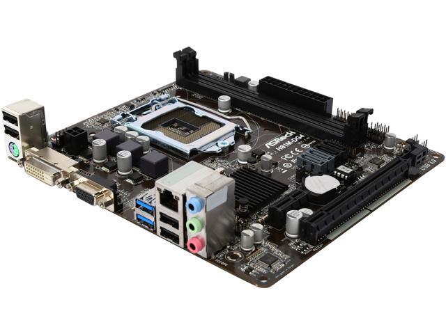 ASRock H81M-DG4 LGA 1150 Intel H81 SATA 6Gb/s USB 3.0 Micro ATX Intel Motherboard