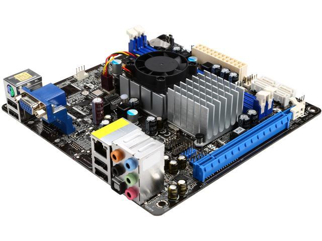 ASRock C70M1 AMD Dual-Core Ontario C-70 APU Supports AMD's Cool 'n' Quiet Technology UMI 2.5 GT/s AMD A50M Mini ITX Motherboard/CPU/VGA Combo