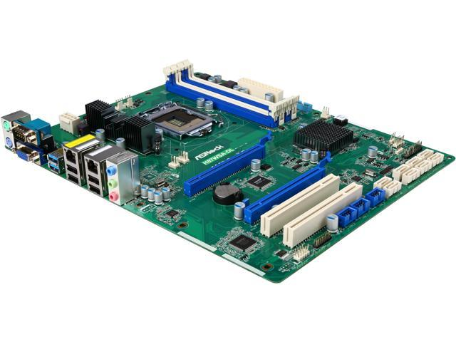 ASRock H87WSA-DL ATX Server Motherboard LGA 1150 Intel H87 DDR3 1600/1333