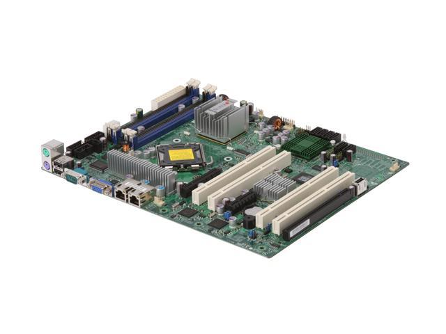 SUPERMICRO MBD-X7SBE LGA 775 Intel 3210 ATX Intel Xeon/Core 2/Pentium/Celeron Server Motherboard
