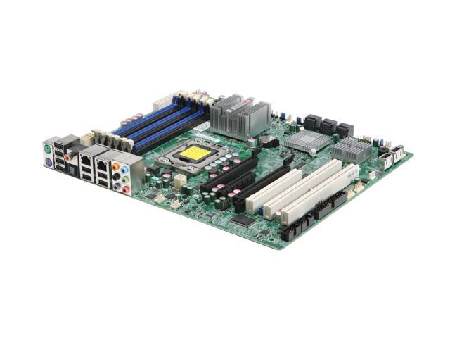 SUPERMICRO MBD-X8SAX-O LGA 1366 Intel X58 ATX Intel Xeon Server Motherboard