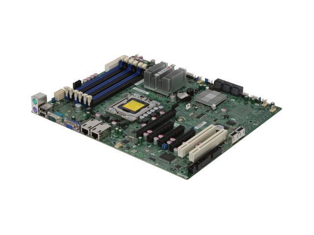SUPERMICRO MBD-X8STE-O LGA 1366 Intel X58 ATX Intel Xeon Server Motherboard