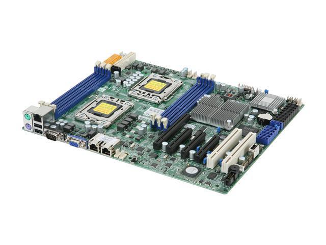 SUPERMICRO MBD-X8DTL-3F-O ATX Server Motherboard Dual LGA 1366 Intel 5500 DDR3 1333/1066/800