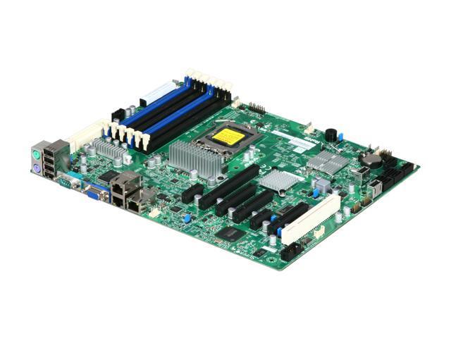 SUPERMICRO MBD-X8SIA-F-O LGA 1156 Intel 3420 ATX Intel Xeon X3400/L3400 series Server Motherboard