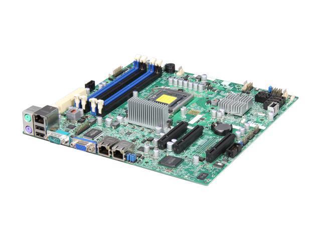 SUPERMICRO MBD-X9SCL+-F Micro ATX Server Motherboard LGA 1155 Intel C202 DDR3 1333