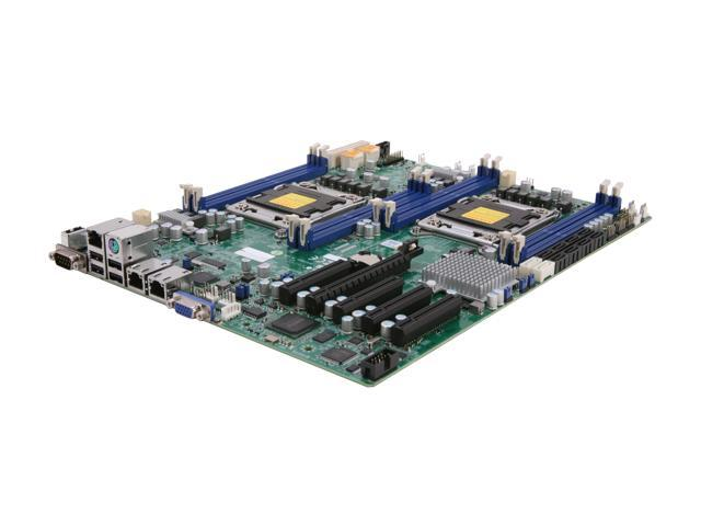 SUPERMICRO MBD-X9DRD-IF-O Extended ATX Server Motherboard Dual LGA 2011 DDR3 1600
