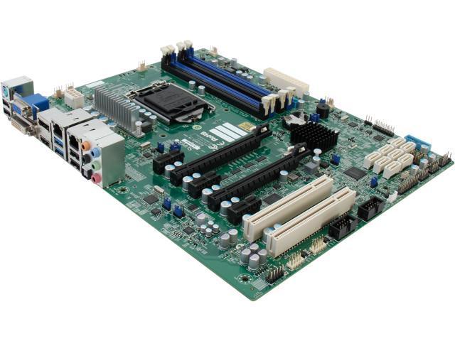 SUPERMICRO MBD-X10SAE-O ATX Server Motherboard LGA 1150 Intel C226 DDR3 1600