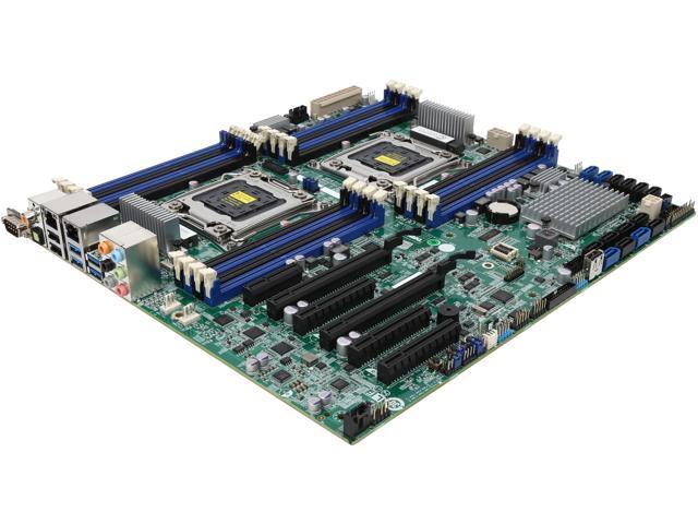 TYAN S7065WA2NRF SSI CEB Server Motherboard Dual LGA 2011 Intel C602 U/R/LRDIMM ECC 1866/1600/1333/1066