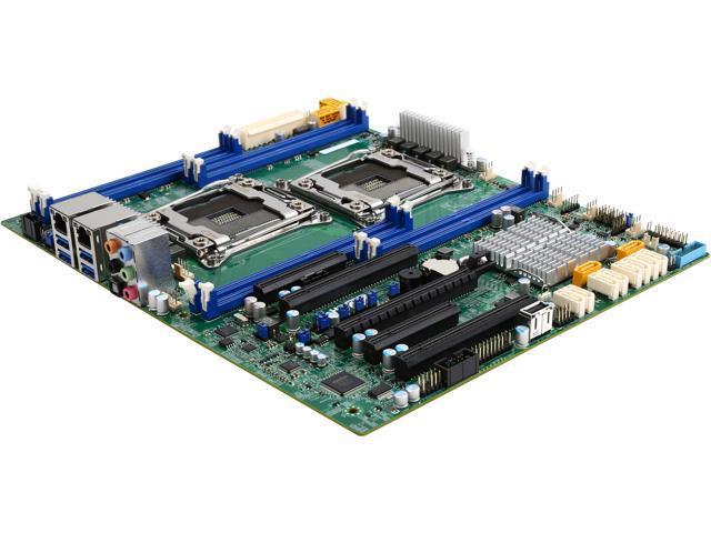 SUPERMICRO MBD-X10DAL-I-O ATX Server Motherboard Dual LGA 2011 Intel C612