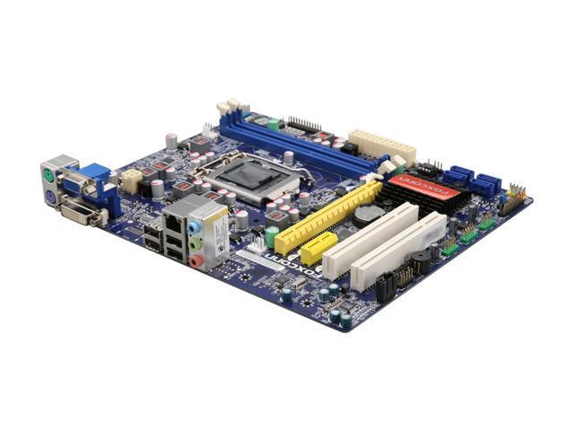 Foxconn H61MX LGA 1155 Intel H61 Micro ATX Intel Motherboard