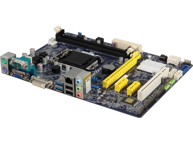 Foxconn B85MX-D LGA 1150 Intel B85 SATA 6Gb/s USB 3.0 Micro ATX Intel Motherboard
