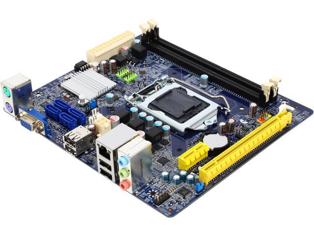 Foxconn H61MD LGA 1155 Intel H61 Micro ATX Intel Motherboard