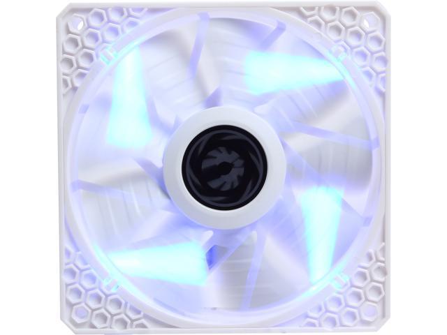 BitFenix Spectre PRO ALL WHITE Blue LED 120mm Case Fan