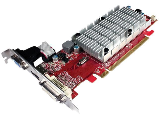 DIAMOND 6450PE31GSB AMD Radeon HD 6450 1GB GDDR3 SDRAM PCI Express x16 Video Card
