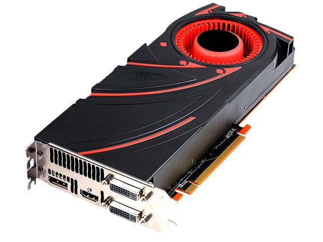 AMD R9-270X 2GB/500Watt Radeon R9 270X 2GB Video Card with 500W Power Supply Included