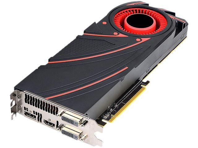 AMD R9-280X 3GB/600Watt Radeon R9 280X 3GB Video Card with 600W Power Supply Included