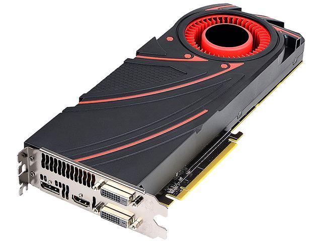 AMD Radeon R9 280 3GB Video Card with 850 Watts Power Supply