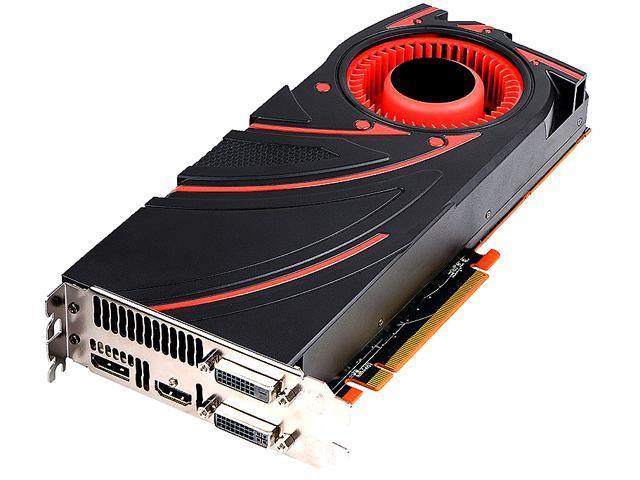 AMD Radeon R9 270 2GB Video Card with 500 Watts Power Supply