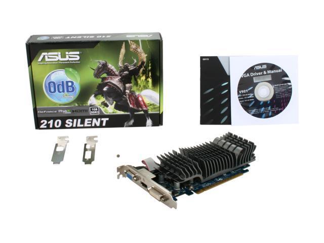 Nvidia geforce en210 silent драйвер скачать