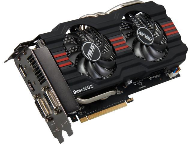 ASUS GTX660-DC2O-2GD5 G-SYNC Support GeForce GTX 660 2GB 192-Bit GDDR5 PCI Express 3.0 x16 HDCP Ready SLI Support Video Card