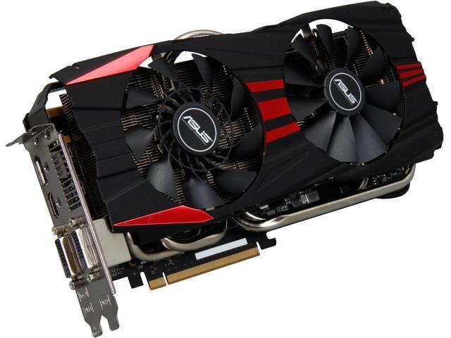 ASUS GTX780-DC2OC-3GD5 G-SYNC Support GeForce GTX 780 3GB 384-Bit GDDR5 PCI Express 3.0 HDCP Ready SLI Support Video Card