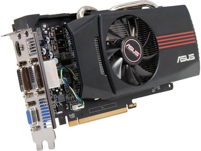 ASUS GTX650-DC-1GD5 GeForce GTX 650 1GB 128-Bit GDDR5 PCI Express 3.0 x16 HDCP Ready Video Card Manufactured Recertified
