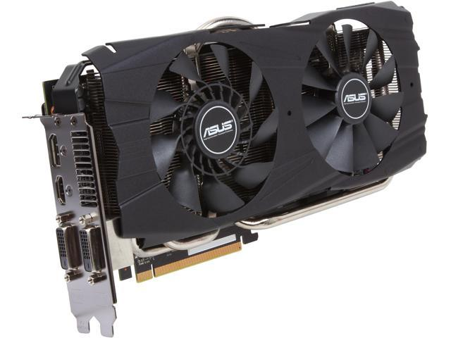 ASUS R9290X-DC2OC-4GD5 Radeon R9 290X 4GB 512-Bit GDDR5 PCI Express 3.0 HDCP Ready CrossFireX Support Video Card
