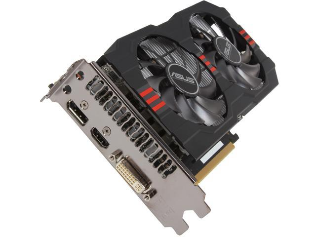 ASUS R7260-1GD5 Radeon R7 260 1GB 128-Bit GDDR5 PCI Express 3.0 HDCP Ready CrossFireX Support Video Card